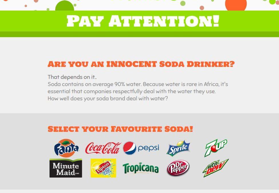 Soda Drinkers