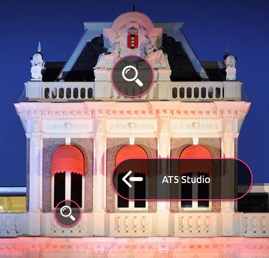 Interactive building